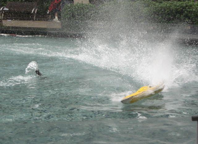 Fast Model Boat
