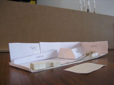 Paper Model 2